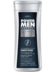 Joanna Power Hair Męski Szampon do Siwych Włosów 200ml – z ekstraktem z guarany