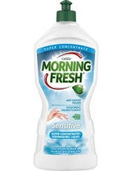 Morning Fresh Skoncentrowany Płyn do Mycia Naczyń z Ekstraktem z Aloesu Sensitive 900 ml