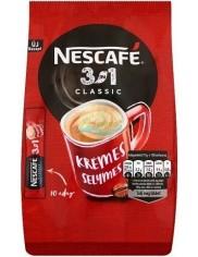 Nescafe Kawa Rozpuszczalna w Saszetkach 3-w-1 Classic (10x 17 g)