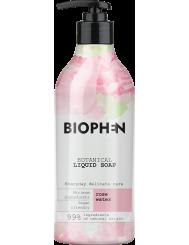 Biophen Mydło w Płynie z Pompką Róża 400 ml