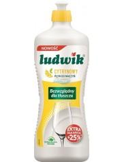 Ludwik Płyn do Mycia Naczyń Cytrynowy 900 ml