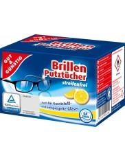 Gut & Günstig Chusteczki do Czyszczenia Okularów 54 szt (DE)