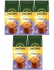 Jacobs Choco Cappuccino Milka Kawa o Smaku Czekolady w Torebce Zestaw ( 5 szt x 500 g )