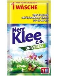 Herr Klee Proszek do Prania Tkanin Białych i Kolorowych 83 g (1 pranie) (DE)