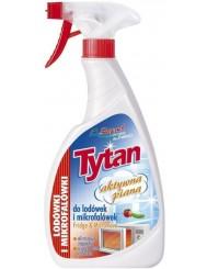 Tytan Aktywna Piana Środek do Mycia Lodówek i Mikrofalówek w Sprayu 500 g