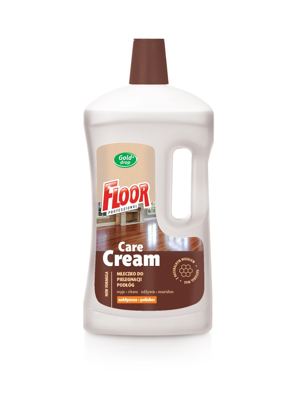 Floor Mleczko do Pielęgnacji Podłóg Care Cream 1 L