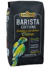 Jacobs Kawa Ziarnista Barista Crema Brasilien 1 kg (DE)