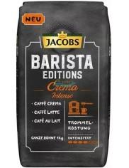 Jacobs Kawa Ziarnista Barista Crema Intense 1 kg (DE)
