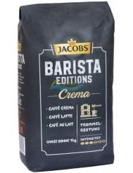 Jacobs Kawa Ziarnista Barista Crema 1 kg (DE)