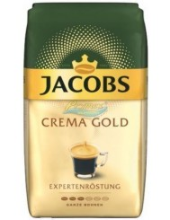 Jacobs Kawa Ziarnista Crema Gold 1 kg