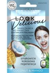 Eveline Nawilżająca Maseczka Kokosowa 10 ml