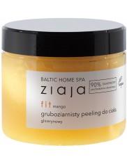 Ziaja Peeling do Ciała Gruboziarnisty Glicerynowy Mango Fit 300 ml