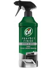 Cif Płyn do Czyszczenia Piekarnika i Grilla Spray 435 ml