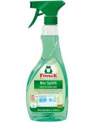 Frosch Płyn do Mycia Szyb z Pompką z Alkoholem Bio Spirit 500 ml