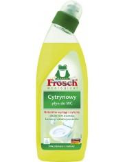 Frosch Płyn do Mycia WC Cytrynowy 750 ml