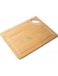 Deska do Krojenia (32,5x25x1 cm) Bambusowa Tadar 1 szt