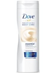 Dove Nourishing Body Care Essential Balsam do Suchej Skóry 400 ml