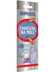 Bros Zawieszka na Mole Lawendowa 1 szt – działa do 3 miesięcy