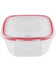 Pojemnik na Żywność 4 L Kwadratowy Fresh Box 1 szt