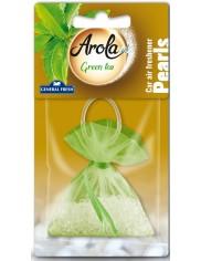 General Fresh Car Perfume Pearls Green Tea Samochodowy Odświeżacz Powietrza o Zapachu Zielonej Herbaty 20 g