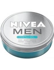 Nivea Krem-Żel do Twarzy, Ciała i Rąk dla Mężczyzn Odświeżający i Nawilżający 150 ml