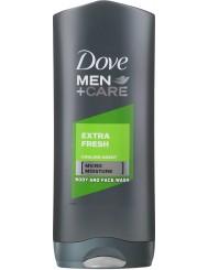 Dove Żel pod Prysznic dla Mężczyzn Extra Fresh 400 ml