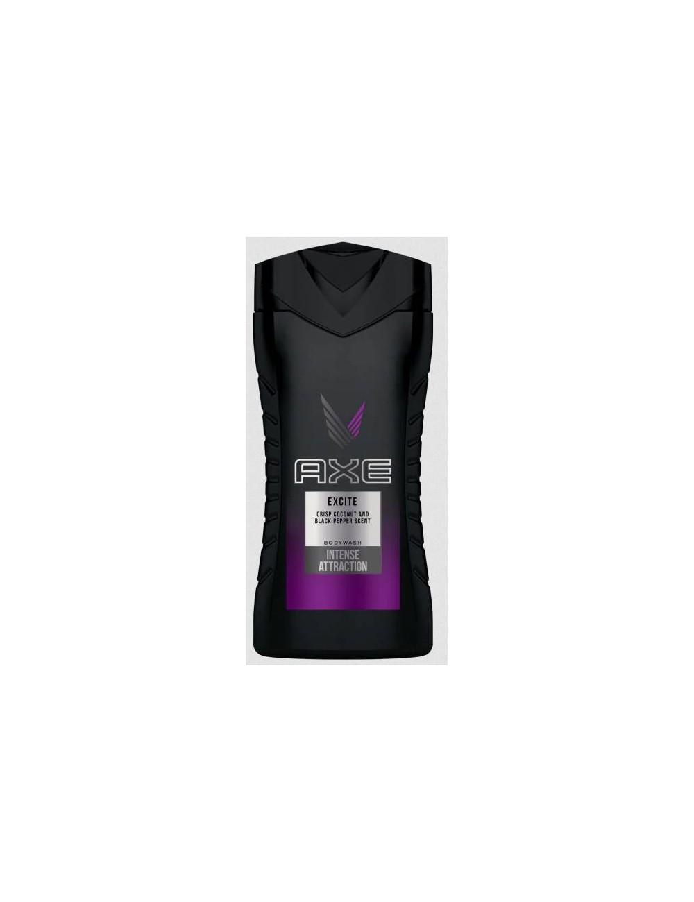 Axe Żel pod Prysznic dla Mężczyzn Excite Intense 250 ml