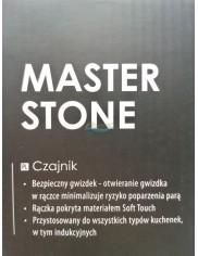 Czajnik (2,3 L) z Gwizdkiem Master Stone Ambition 1 szt
