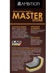 Garnek (6 L, 24 cm) z Pokrywą Wysoki Nieprzywierający Master Stone Ambition 1 szt