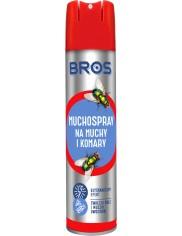 Bros Mucho Spray 400ml – aerozolowy preparat owadobójczy