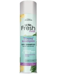 Joanna Szampon do Włosów Suchy Odświeżający Ultra Fresh 200 ml