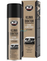 K2 Pianka do Czyszczenia i Odświeżania Klimatyzacji Samochodowej Klima Doktor 500 ml