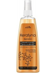 Joanna Keratyna Odżywka Spray 150ml – bez spłukiwania do włosów szorstkich, matowych i zniszczonych