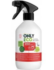 OnlyEco Płyn do Czyszczenia Domowych Powierzchni i Przedmiotów Uniwersalny Antybakteryjny Spray 500 ml