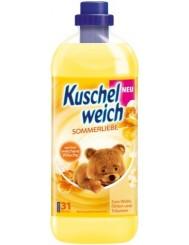 Kuschelweich Płyn do Płukania Sommerliebe (31 p) 1 L (DE)