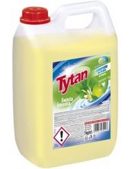 Tytan Płyn do Mycia Wszystkich Powierzchni Zmywalnych Uniwersalny Świeża Limonka 5 kg