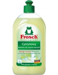 Frosch Balsam do Mycia Naczyń Ekologiczny Cytrynowy 500 ml