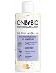 OnlyBio Tonik Łagodzący do Skóry Suchej i Wrażliwej Neutralizujący pH Skóry z Olejkiem Konopnym 300 ml