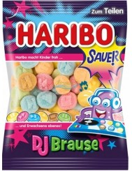 Haribo Żelki Kwaśne DJ Brause 175 g (DE)