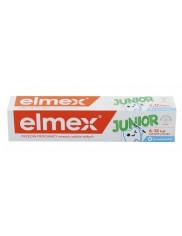Elmex Junior 6-12 lat 75ml – pasta do zębów dla dzieci