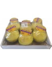 Citronella Świeca Zapachowa w Szkle ~40h 1 szt
