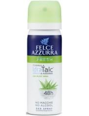Felce Azzurra Dezodorant Spray dla Kobiet z Aloesem 48h Fresh 50 ml (IT)