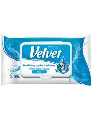 Velvet Nawilżany Papier Toaletowy Rumianek i Aloes 12 szt