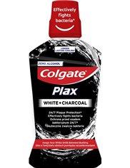 Colgate Płyn do Płukania Jamy Ustnej Plax White + Charcoal 500 ml
