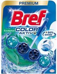 Bref Zawieszka do WC Eukaliptus Color Activ+ 50 g