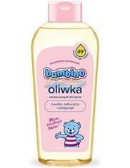 Bambino Oliwka do Codziennej Pielęgnacji Delikatnej i Wrażliwej Skóry Dzieci i Niemowląt 300 ml