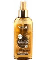 Venus Mgiełka do Ciała Samoopalająca z Drobinkami Złota Naturalne Oleje 150 ml